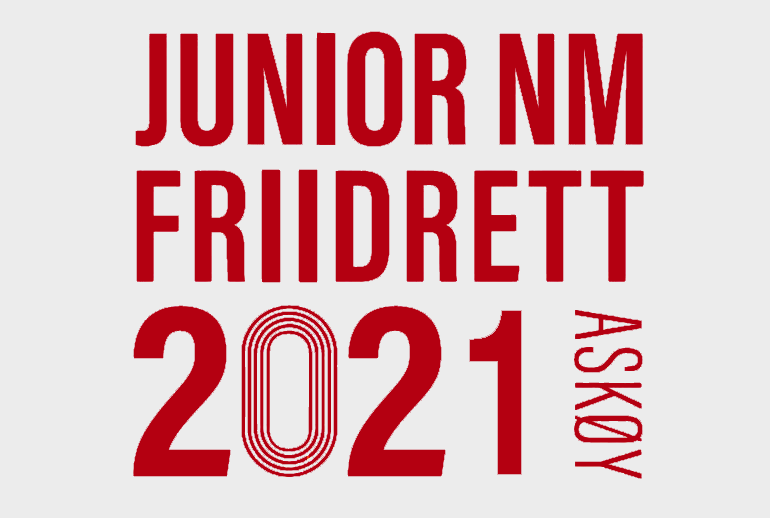 Junior NM Friidrett 2021