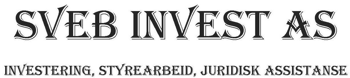 Svein Berntsen Invest-logo