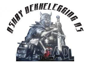 Askøly Dekkelegging-logo